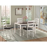 Picket House Furnishings Kona 5-Piece Dining Set-Table & Four Chairs