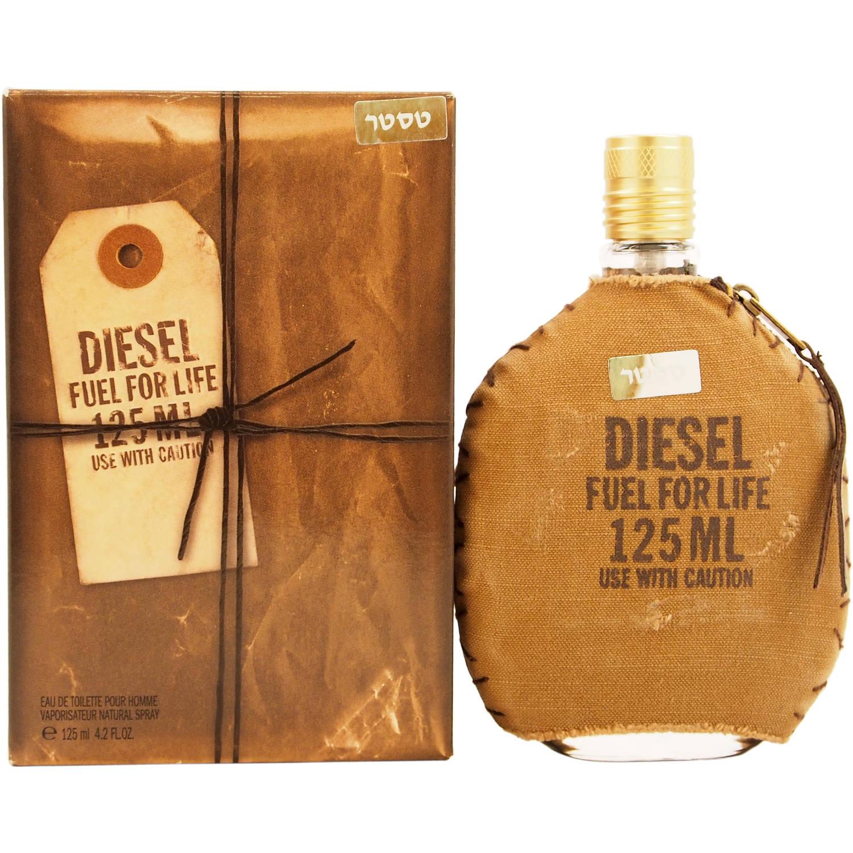 diesel fuel for pour homme for eau de toilette 4 2 oz walmart