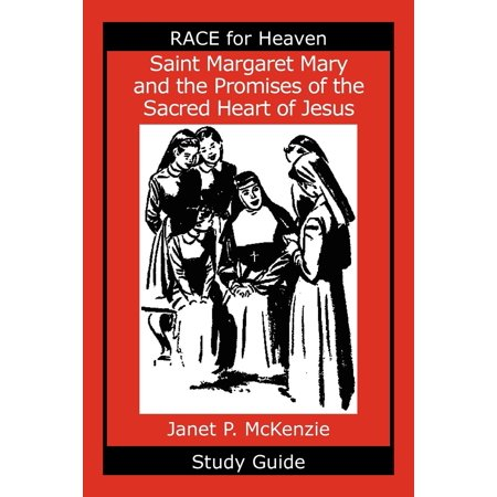 Saint Marys Press - Saint Margaret Mary and the Promises of the Sacred Heart of Jesus Study Guide