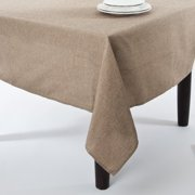 Saro Basket Weave Tablecloth