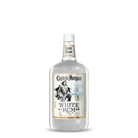 Captain Morgan White Rum, 1.75L