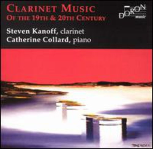 Clarinet Music of the 19th & 2 Clarinet Music of the 19th and 20th Century [CD] by
