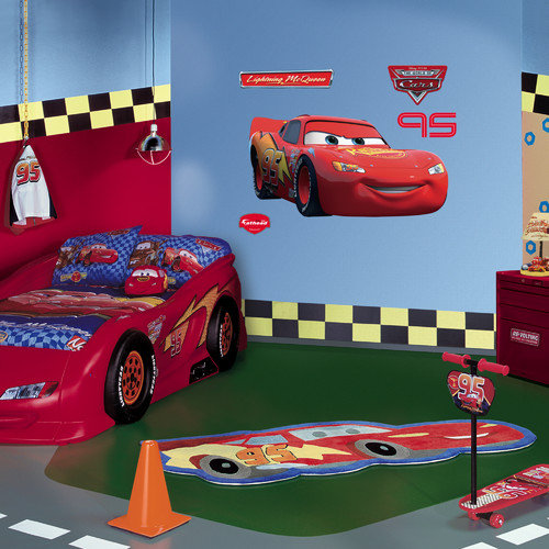 Fathead Disney Lightning McQueen Wall Decal