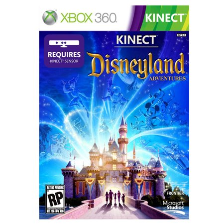 Kinect Disneyland Adventures - Xbox 360 (Best Kinect Fitness Games)