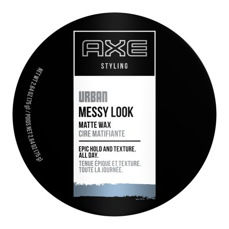 AXE Matte Wax Messy Look 2.64 oz