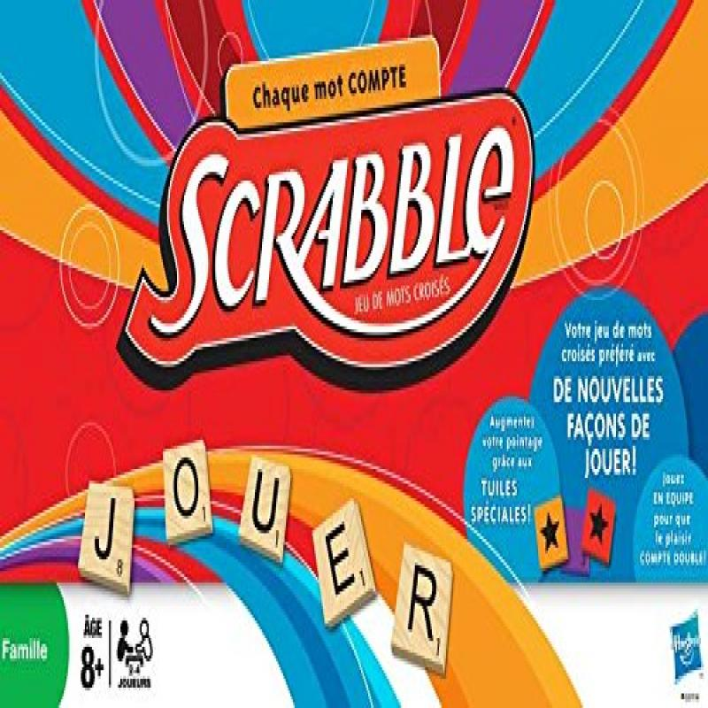 French Scrabble by
