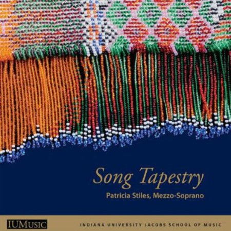 Patricia Stiles   Song Tapestry  Cd