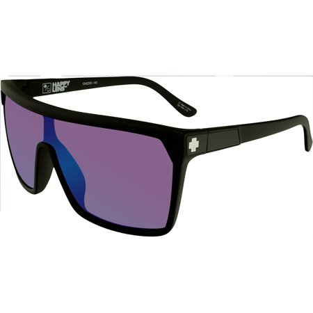 Spy Men's Gradient Flynn 670323374225 Black Shield - Spy Sunglasses For Kids