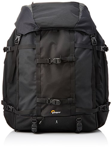 Lowepro Pro Trekker 650 AW Camera and Laptop Backpack (Black) by Lowepro