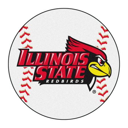 Illinois State Baseball Mat 27