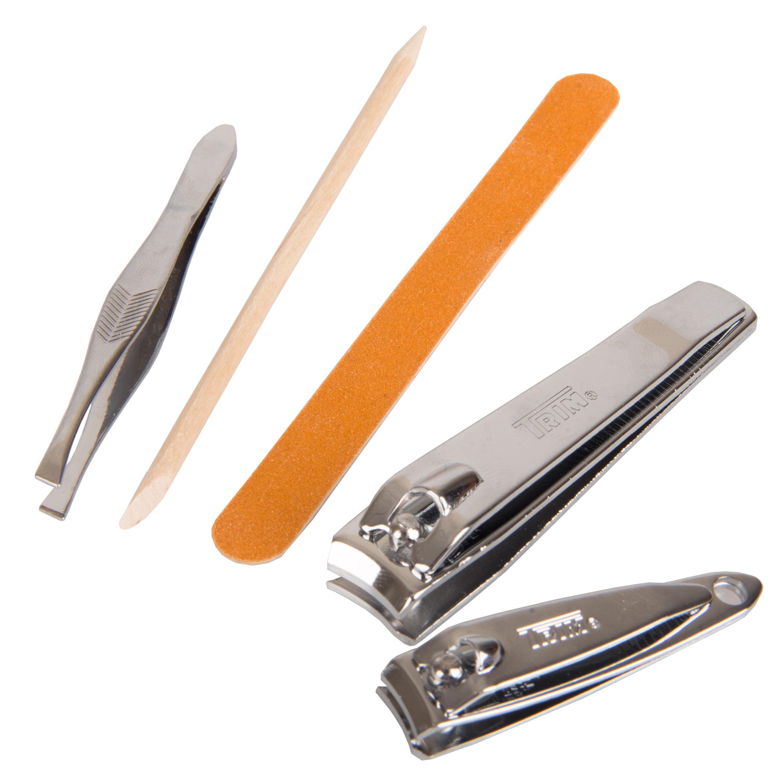 Trim Family Manicure Kit, 5 CT