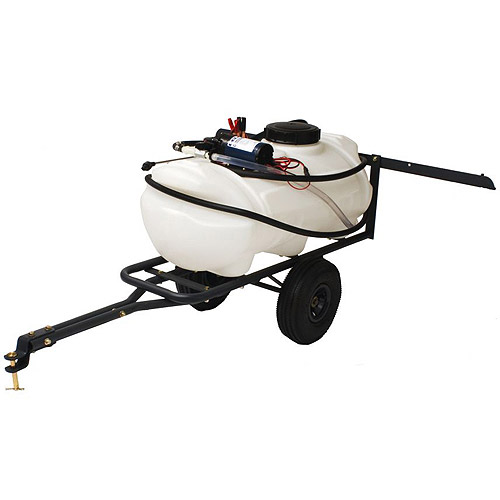 Precision 15-Gallon Tow Sprayer by Generic