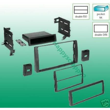 Stereo Install Dash Kit Dodge Neon 02 03 04 05 (car radio wiring installation parts) By Carxtc Ship from (02 Radio Dash Kit)