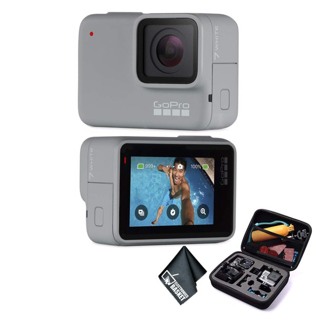 GoPro Hero7 White — Waterproof Action Camera
