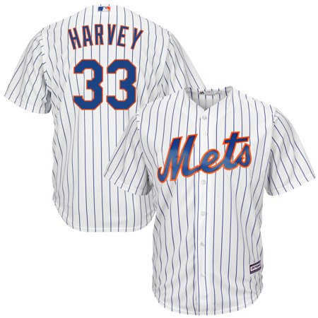 Matt Harvey New York Mets Majestic Cool Base Player Jersey - White