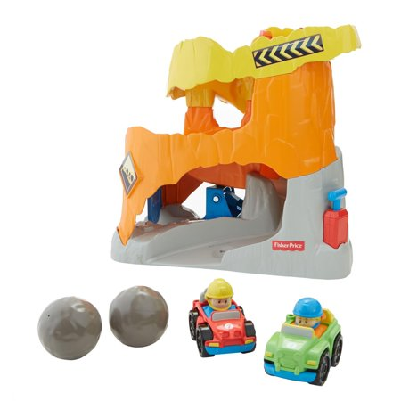 Little People Off-Road ATV Adventure Playset