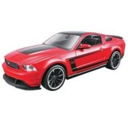 Maisto 1:24 AL 2012 Ford Mustang Boss 302 by Maisto