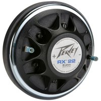 "Peavey RX22 Professional 1"" 8-Ohm Titanum Tweeter Compression Driver/2"""