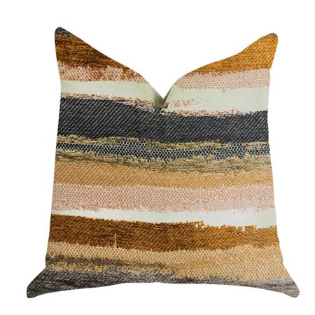 Plutus PBRA1323-2626-DP Bahia Belle Striped Luxury Throw Pillow, 26 x 26 in. - image 3 of 3