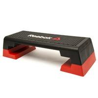 Reebok Step Adjustable Aerobic Stepper Exercise Platform