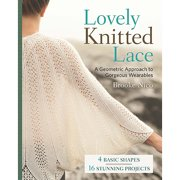 Lark Books Lovely Knitted Lace