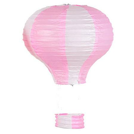 Hot Air Balloon Paper Lantern Birthday Party Wedding Decoration