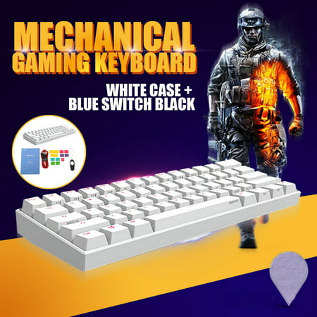 [Gateron Switch]Obins Anne Pro 2 60% NKRO h 4.0 Type-C RGB Mechanical Gaming Keyboard - Brown