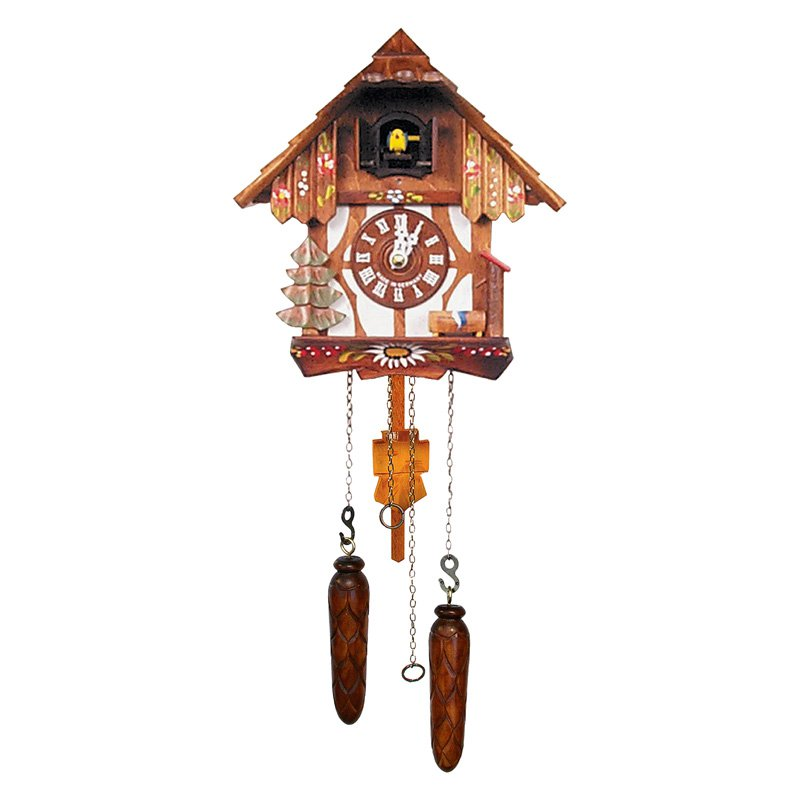 Classic Cuckoo Clock by Alexander Taron Importer