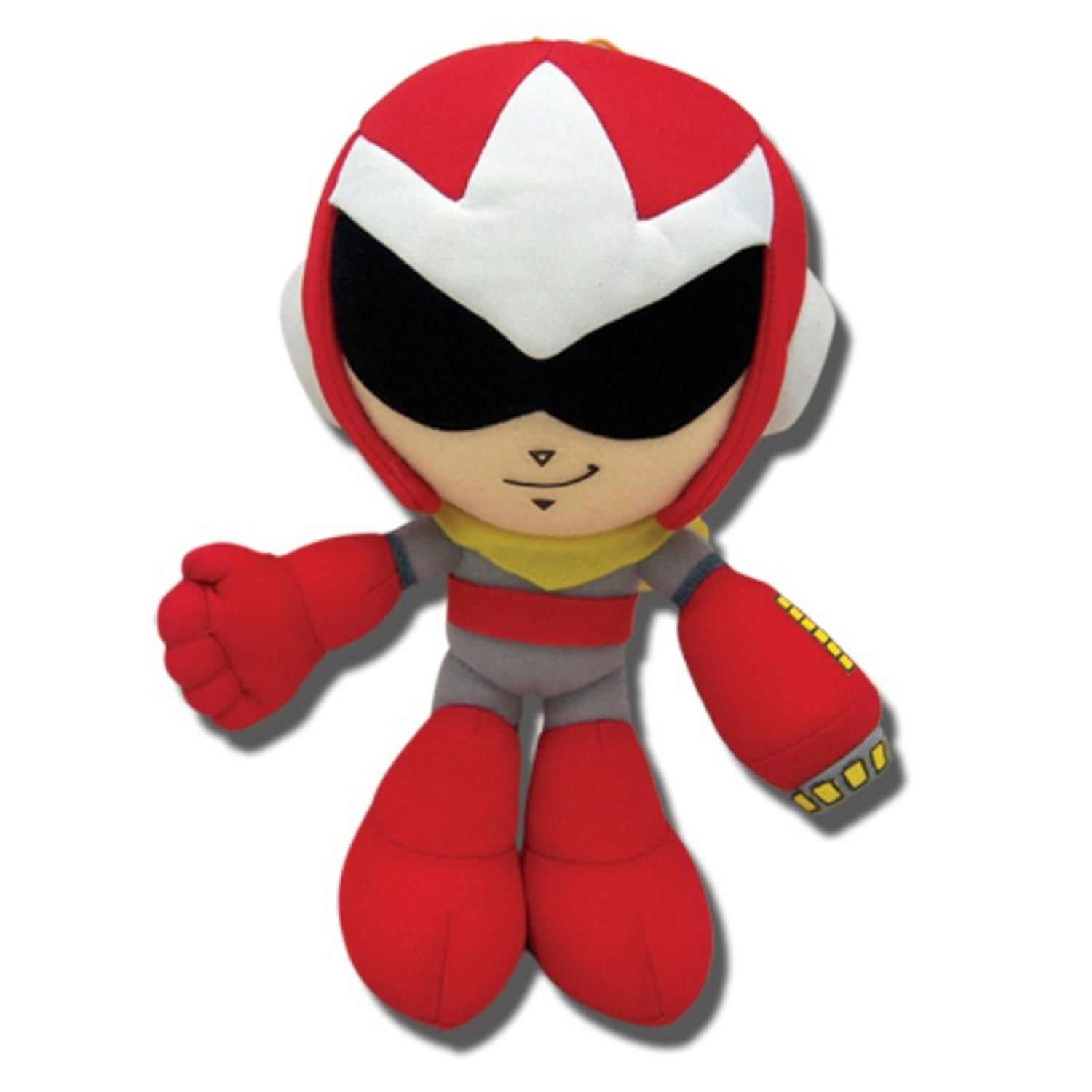 "Capcom Mega Man Proto Man Plush Toy, 9"" (Christmas Gift Idea)"
