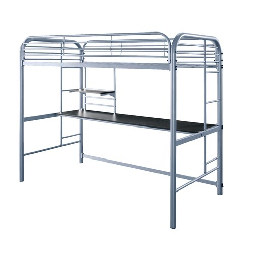 Zoomie Kids Buntin Twin Loft Bed