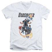 Harbinger Vertical Team Mens V-Neck Shirt