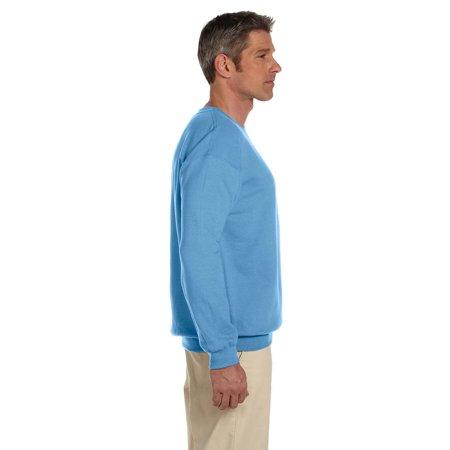 Gildan - Gildan Men s Heavy Blend Crew Neck Fleece Sweatshirt - Walmart.com dc256d5a4bd6f