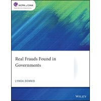 AICPA: Real Frauds Found in Governments (Paperback)