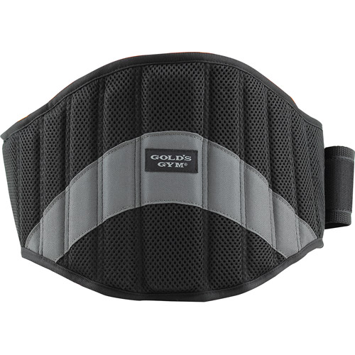 Gold's Gym Contoured Weight Belt, L/XL