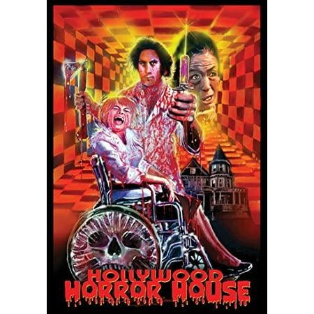 Hollywood Horror House (DVD) - Halloween Horror Nights Hollywood