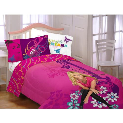 Hannah Montana Gem Rock Twin/Full Size Comforter