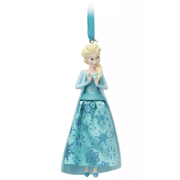 Disney Store 2019 Frozen Elsa Sketchbook Ornament Christmas New with Tag
