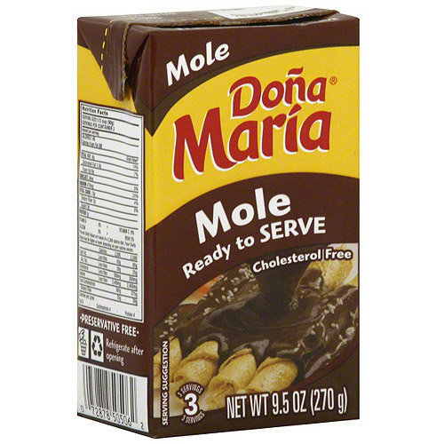 Dona Maria Mole, 9.5 oz (Pack of 27)