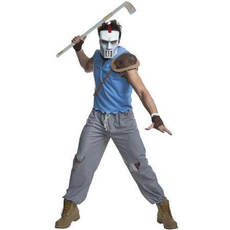 Casey Jones Adult Costume (Casey Jones Mask)