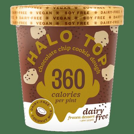 Halo Top Dairy Free Frozen Dessert
