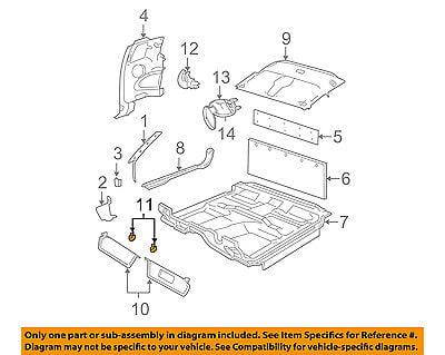 Interior-Sunvisor Sun Visor Support Clip Holder Bracket 5GE11TL2AA