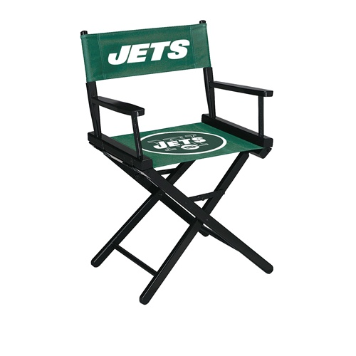 New York Jets Table Height Directors Chair