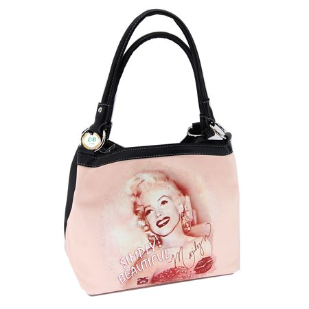 Marilyn Monroe Medium Purse, Simply Beautiful, Plus Keychain