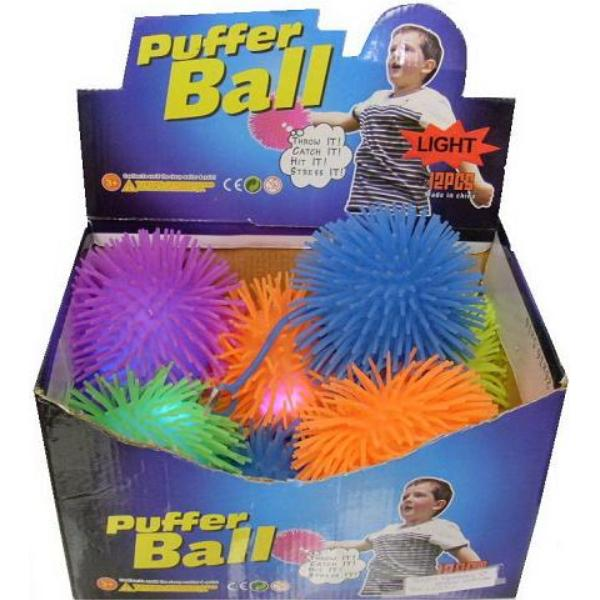 DDI Puffer Balls Large Light Up (pack Of 96)