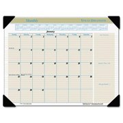 Visual Organizer HT1500 Recycled Executive Desk Pad  22 in. x 17 in.   2013