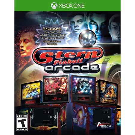 Image of Stern Pinball (Xbox One)