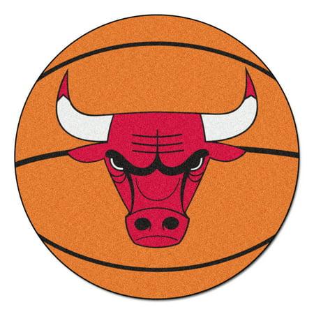 NBA Chicago Bulls Basketball Mat](Chciago Bulls)