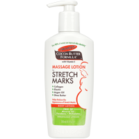 Palmer's Cocoa Butter Formula Massage Lotion for Stretch Marks and Pregnancy Skincare, 8.5 fl. oz.