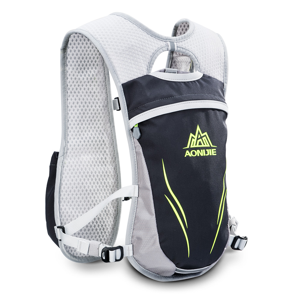 2L Outdoors Mochilas Trail Marathoner Running Race Hydration Vest Hydration Pack Backpack by