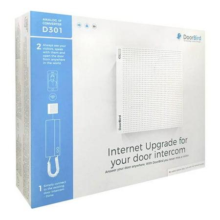 DoorBird D301A, Door Intercom IP Upgrade Ip Ethernet Intercom